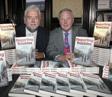 Reporting the Troubles becomes a bestseller